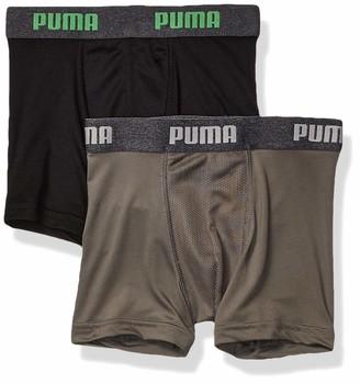 Puma Big Boys' Socks and Underwear Packs
