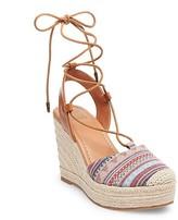 dv Women's dv Carissa Closed Toe Espadrille Wedge Sandals