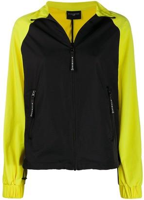 John Richmond Colour Block Sports Jacket