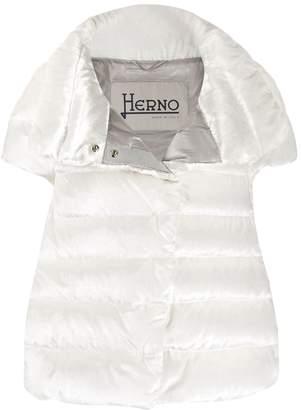 Herno padded gilet jacket