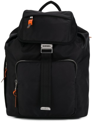 Diesel Buckle Backpack