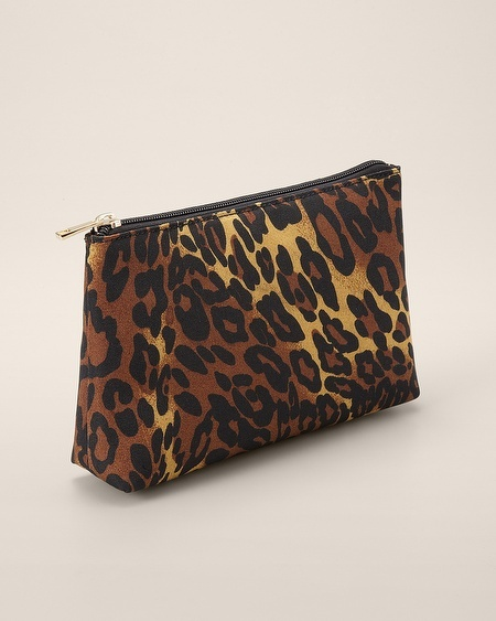 Chico's Large Cosmetic Case