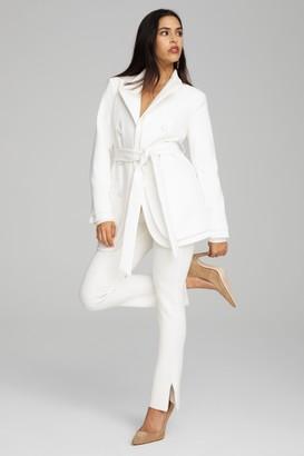 Good American Sleek And Sculpting Pant | Ivory001
