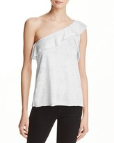 Nation Ltd. Raquel One-Shoulder Tank
