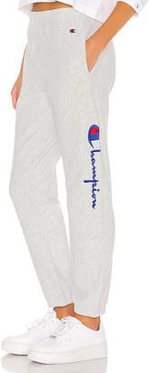 Champion Reverse Weave Elastic Cuff Pant
