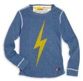 Aviator Nation Toddler's, Little Boy's & Boy's Thunder Bolt Tee