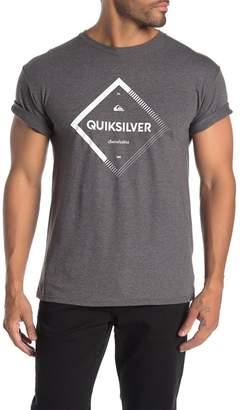 Quiksilver Diamond Spirit Short Sleeve T-Shirt
