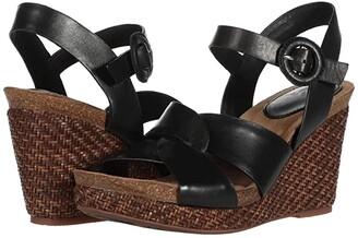 Sofft Casidy (Black M-Vege) Women's Shoes