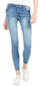 Dollhouse Juniors' Mid-Rise Stretch Jeans
