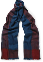 Loro Piana - Exmoor Cashmere And Silk-blend Scarf