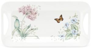 Lenox Butterfly Meadow Melamine Hors D'Oeuvre Tray