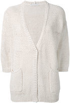 Fabiana Filippi knitted cardigan - women - Cotton - 40