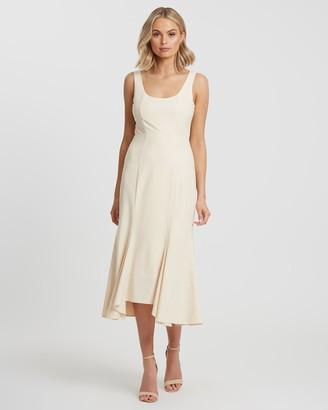 Chancery Suranne Midi Dress