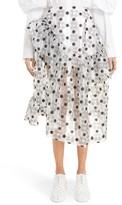 Simone Rocha Women's Plastic Anglaise Skirt