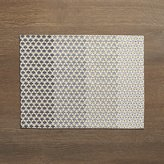 Crate & Barrel Maeve Placemat