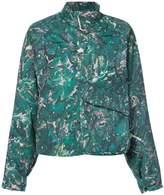 Y-3 oversized front pocket jacket