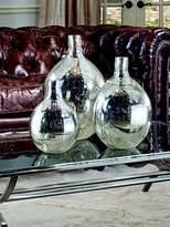 Regina-Andrew Design Antique Mirror Vase- Set of 3