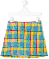 Marni checked skirt