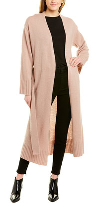 360 Cashmere Blaire Wool & Cashmere-Blend Cardigan