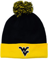 Top of the World West Virginia Mountaineers 2-Tone Pom Knit Hat