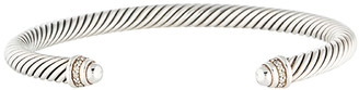 David Yurman 5mm Cable Bracelet (Silver)