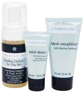 Cosmedicine Best Ever Oily/Combo Kit, 3-Count
