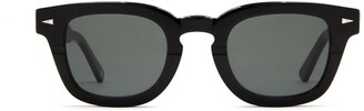 AHLEM Champ De Mars Black Sunglasses
