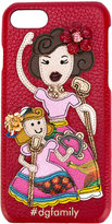 Dolce & Gabbana family patch iPhone 7 case