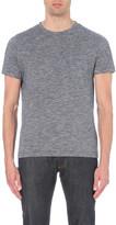 Tommy Hilfiger Pocket-detail cotton-jersey t-shirt