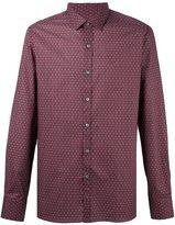 Lanvin paisley print shirt