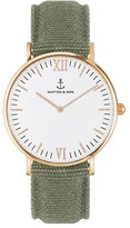 Women's Kapten And Son 'Campina' Canvas Strap Watch, 36Mm