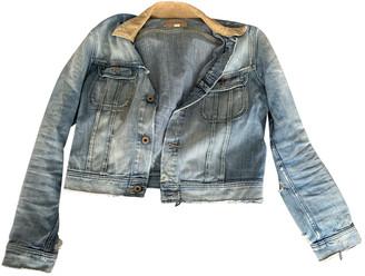 Denim & Supply Ralph Lauren Blue Cotton Jackets