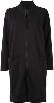 Thom Krom Long Sweater-Jacket