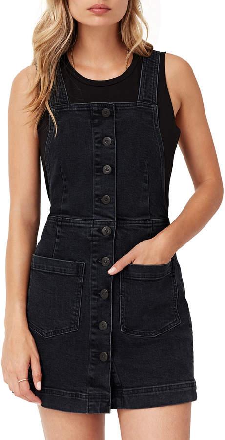 bc30cadbde1 Denim Overall Dress - ShopStyle Canada