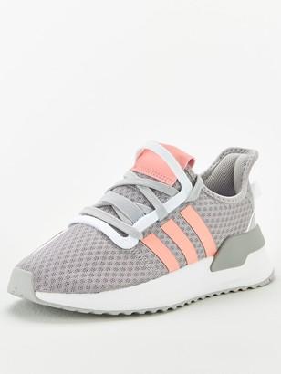 adidas U_Path Run Junior Trainers - Grey