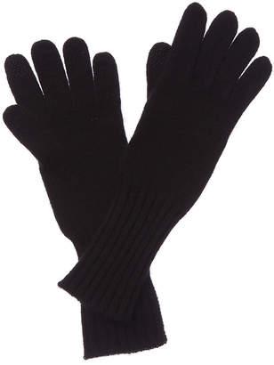 Hannah Rose Cashmere Essential Glove