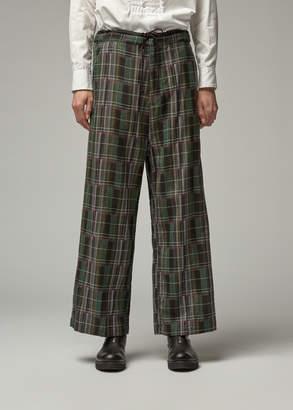 Yohji Yamamoto Y's By Waist String Wide Pant
