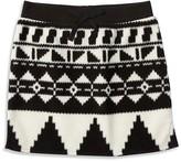 Ralph Lauren Girls' Print Fleece Skirt - Sizes S-XL