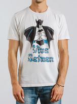 Junk Food Clothing Viva Batman Tee-ivory-l