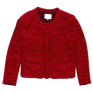 IRO Red Wool Jackets