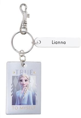 Disney Elsa Keychain by Leather Treaty Frozen 2 Personalized