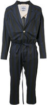 Vivienne Westwood Man - drawstring jumpsuit - men - Cotton - 48
