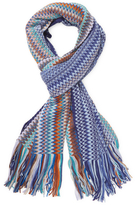 Missoni Long Wool Scarf