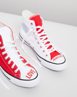 Converse Chuck Taylor All Star Love Fearlessly - Women's