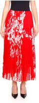 Fendi Blooming Garland Skirt