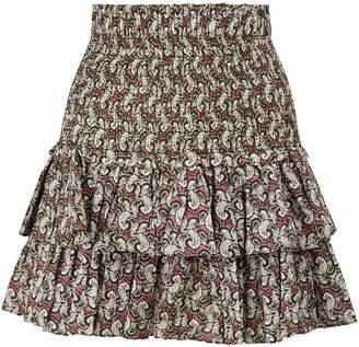 Etoile Isabel Marant Naomi cotton skirt