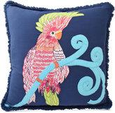 "Blissliving Home Frida Pajaro 18"" Square Decorative Pillow"