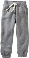 Osh Kosh Fleece Athletic Pants (Baby) - Navy-18 Months