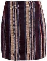 Noa Noa ABOVE KNEE Pencil skirt multicoloured