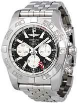 Breitling Men's AB041012/BA69SS Chronomat GMT Onyx Dial Watch